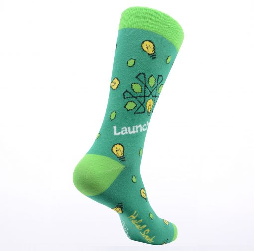 LaunchGood Special Edition Halal Socks